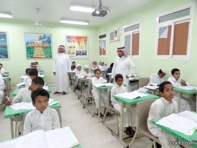 مقطع فيديو لمدير مدرسة بنجران يتسبب في فصله