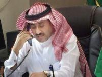 تكليف رياض محمد صلف الرويلي مساعدا للمدير العام للخدمات الطبية المساعده بالجوف