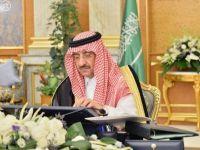 """"""" مجلس الوزراء"""" يعلن الموافقة على مشروع الملك عبدالله لتطوير """"وعد الشمال"""""""
