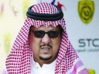 رسمياً .. فيصل بن تركي يعلن استقالته من رئاسة النصر
