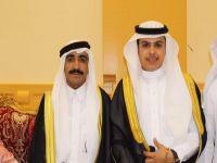 بالصور..محمد ضاحي الرويلي يحتفل بزواج ابنه سامي